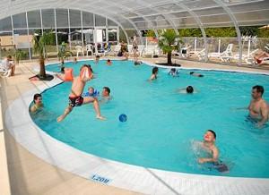 swimming pool in britanny