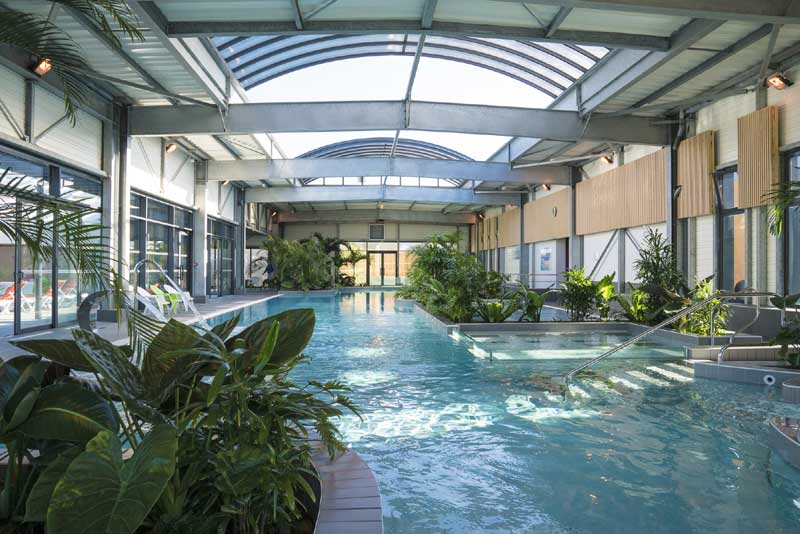 Indoor Swimming Pool Le Littoral
